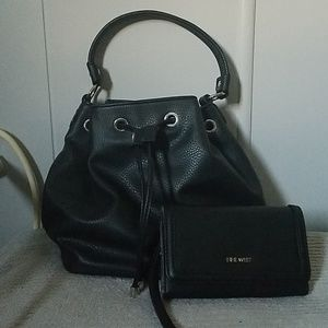 Ninewest purse and wallet